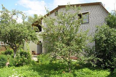 Дом Егорьевское шоссе
