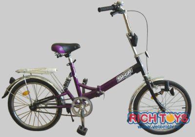 Велосипед 20RA 019 с амортиз