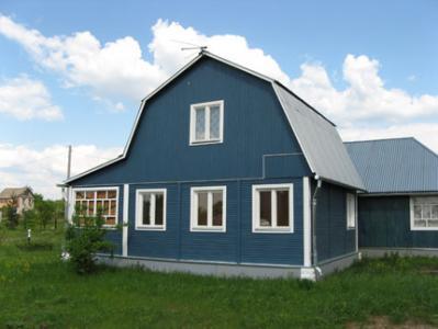 Дом на Егорьевском шоссе