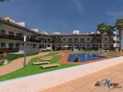 Апартаменты у моря Испании