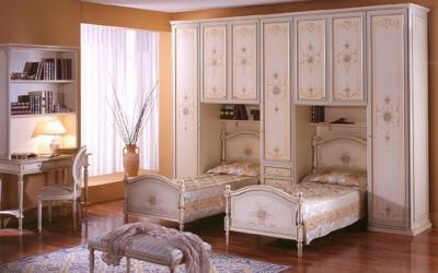 Итальянская мебель в детскую