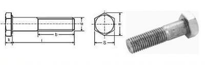 Болты шестигранные ГОСТ 7798