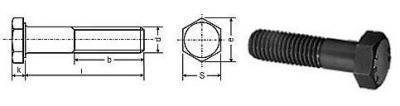Болты шестигранные ГОСТ 7805