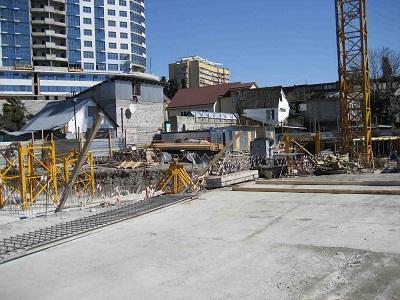 Строящиеся квартиры в Сочи