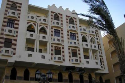 Апартаменты Хургада