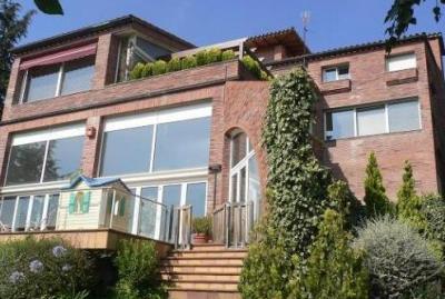 Элитный дом в Барселоне