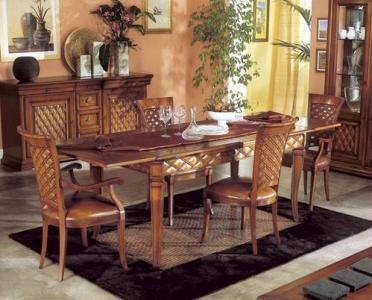 Итальянский раздвижной стол