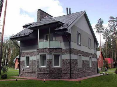 Загородный Дом Европейская Долина