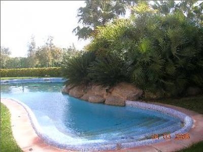 Дом с бассейном Испании