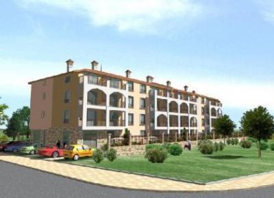 Апартаменты у черного моря