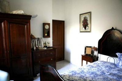 Апартаменты Сардинии спальня
