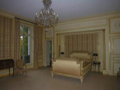 Дворец в Париже