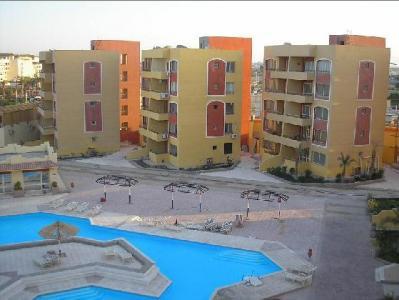 Элитные апартаменты в Хургаде