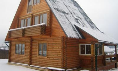 Дом по Калужскому ш