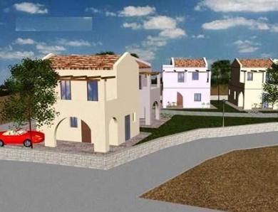 Коттеджный поселок остров Крит