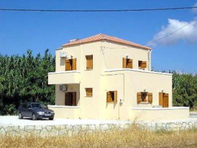 Комплекс вилл на острове Крит