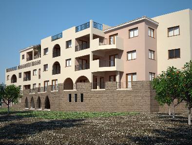 Апартаменты в Пафосе на Кипре