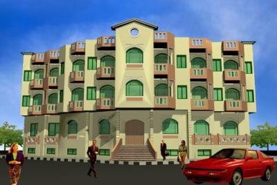Шикарные апартаменты в Хургаде