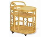 Барный столик из ротанга