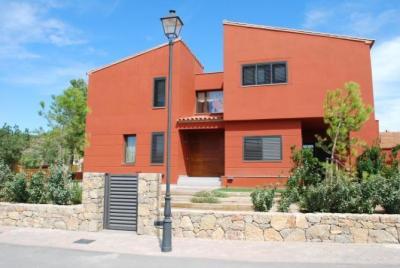 Дом Испании у моря