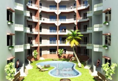 Квартира у моря в Хургаде