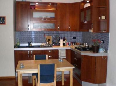 Квартира в Милане кухня