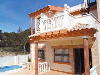 Вилла с мебелью в Испании