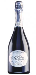 Игристое вино Букет Бессарабии Alb Demisec