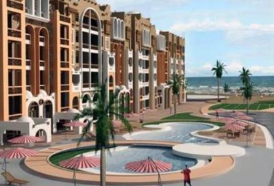 Апартаменты у красного моря