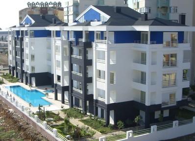 Комплекс апартаментов Анталия