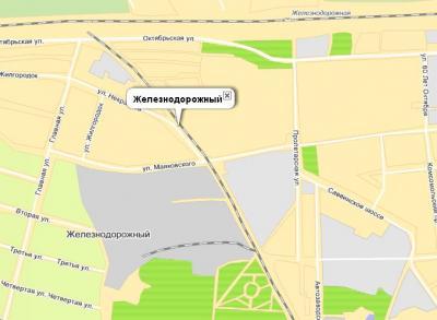 Аренда квартиры в Железнодорожном