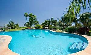 Вилла с бассейном Золотая Миля