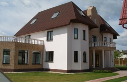 Дом в Мышецком 540 кв м