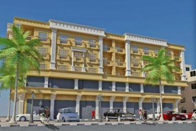 Апартаменты на побережье Хургада