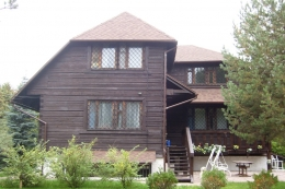Дом 750 кв м в Аксиньино