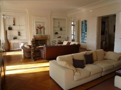 Престижные апартаменты в Париже