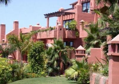 Апартаменты на Коста Бланка