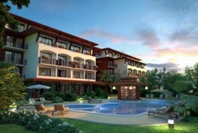 Апартаменты с бассейном Болгарии