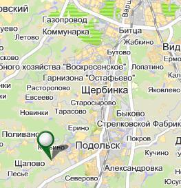 Земельный участок Калужское шоссе