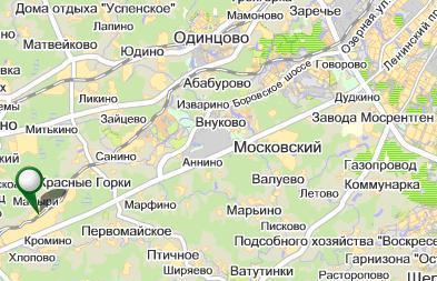 Земельный участок Апрелевка