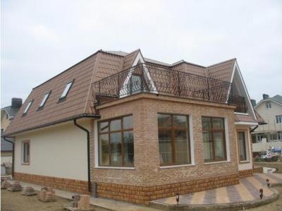 Дом на Калужском шоссе