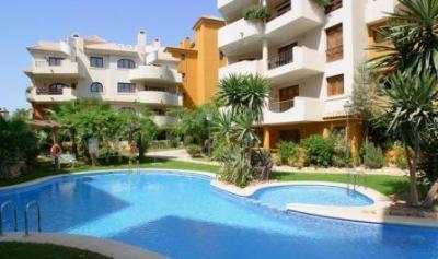 Квартира на побережье в Испании