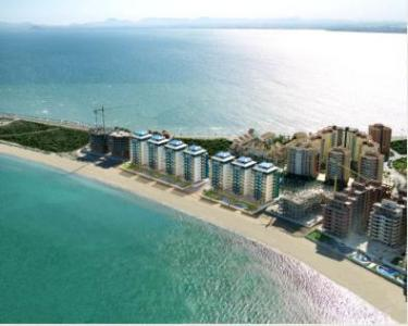 Квартира у моря Коста Калида