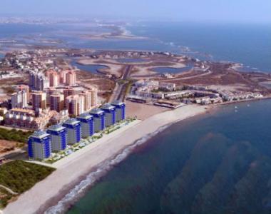 Апартаменты Испании на побережье