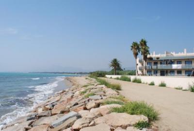 Апартаменты у пляжа в Испании