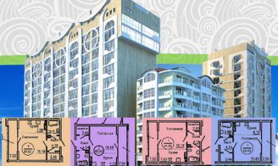 Новые квартиры в Сочи
