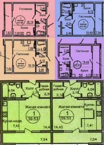 Квартиры студии в Сочи