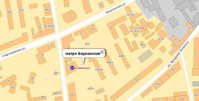 Аренда квартиры на Бауманской