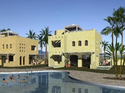Апартаменты у моря в Египте