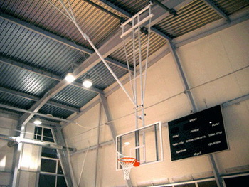 Ферма потолочная баскетбольная